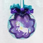 Magical Unicorn Ornament