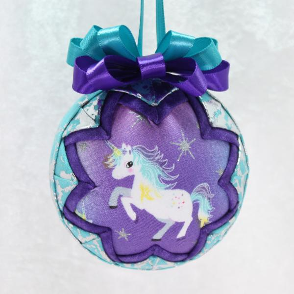 Magical Unicorn Ornament picture
