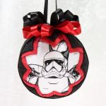 First Order Trooper or Galactic Pilot Star Wars Ornament