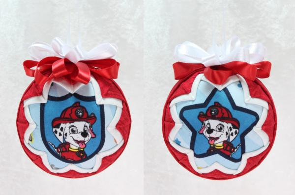 Paw Patrol Dogs Ornament