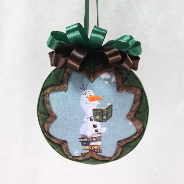 Olaf Frozen Ornament
