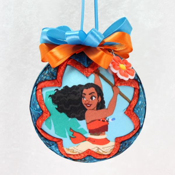 Moana Ornament