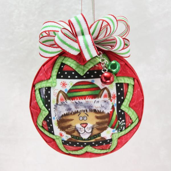 Christmas Dog or Cat Ornament picture