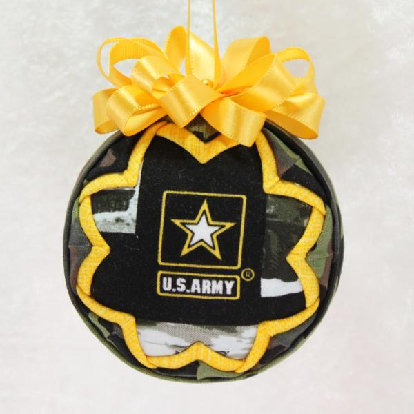 Army Military Ornament picture