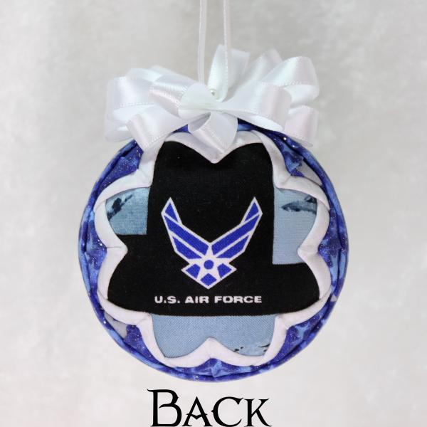 Military Air Force Ornament picture