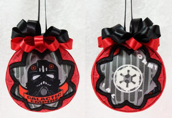 First Order Trooper or Galactic Pilot Star Wars Ornament picture