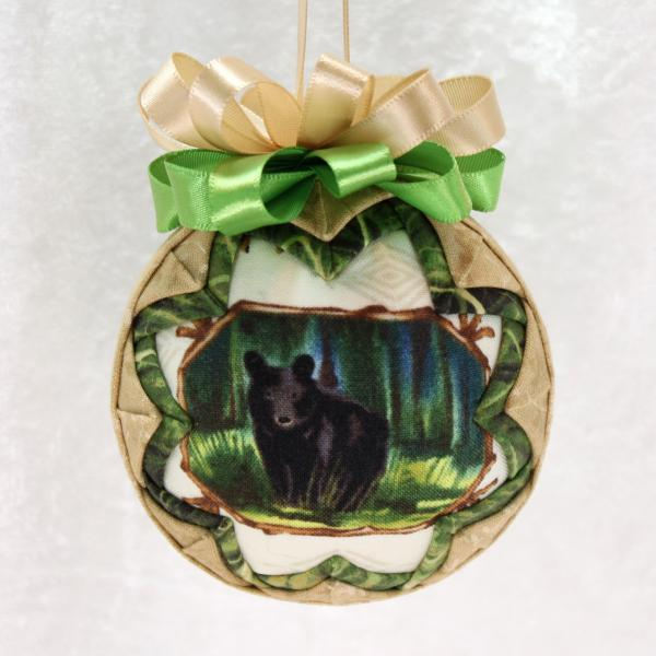 Woodland Wildlife Animals Ornament picture