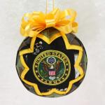 Army Military Ornament