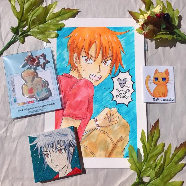Fruits Basket Pack 1