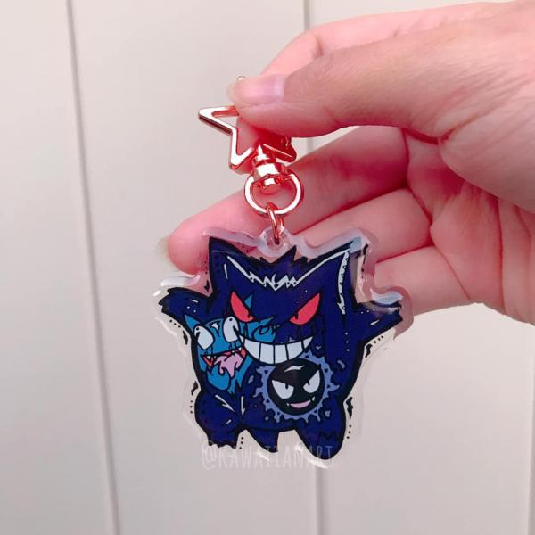 Gengar Charm picture