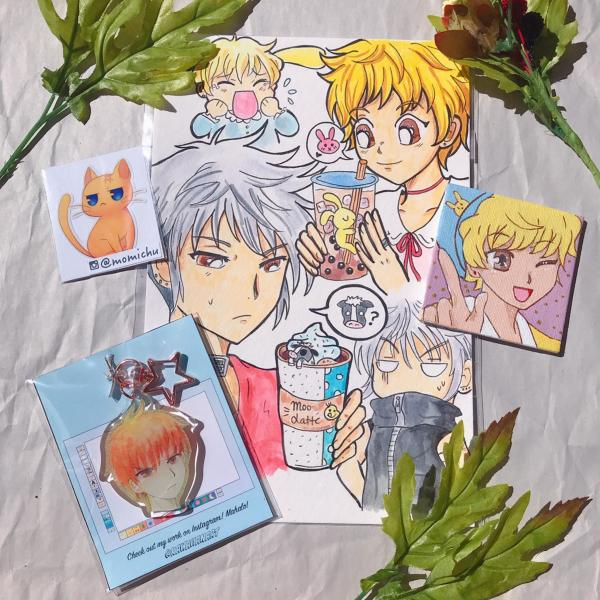 Fruits Basket Pack 2