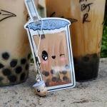 OAHU CHARMS X ELUSIVE ARTS (boba collab)