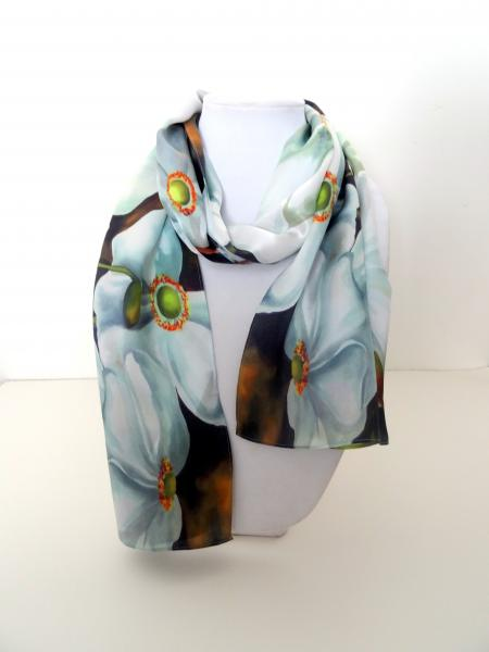Patience Silk Scarf