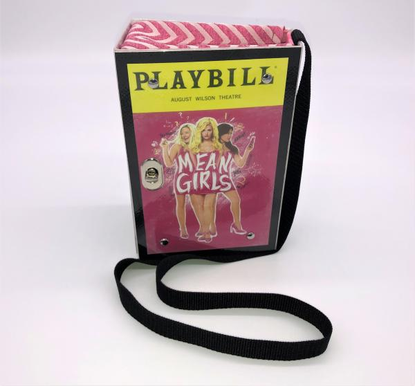 MEAN GIRLS BROADWAY PLAYBILL PURSE