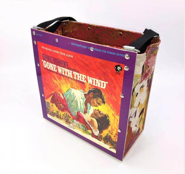 GONE WITH THE WIND ALBUM COVER TOTE