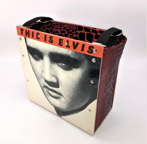 ELVIS PRESLEY THIS IS ELVIS ALBUM COVER TOTE