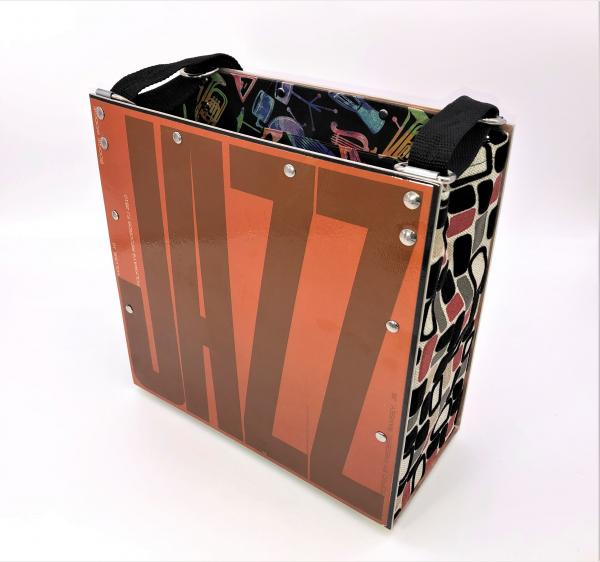 JAZZ 2-LP ALBUM TOTE