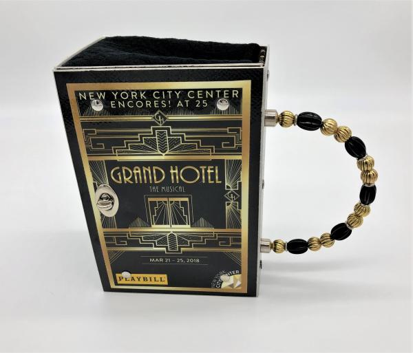 GRAND HOTEL PLAYBILL PURSE picture