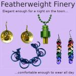 Featherweight Finery