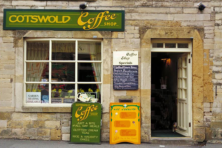 Cotwold Coffee - P49 - 11X14 matted 16X20