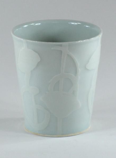 Water Etched Tumbler