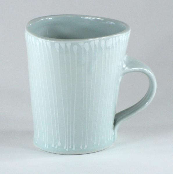 Triangular Striped Mug
