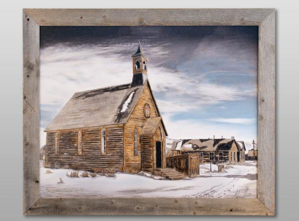 Bodie Church Day