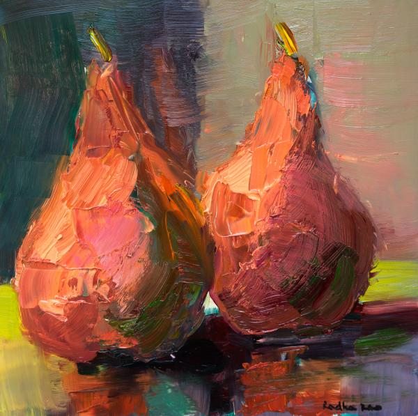 Title: Bartlette Pears