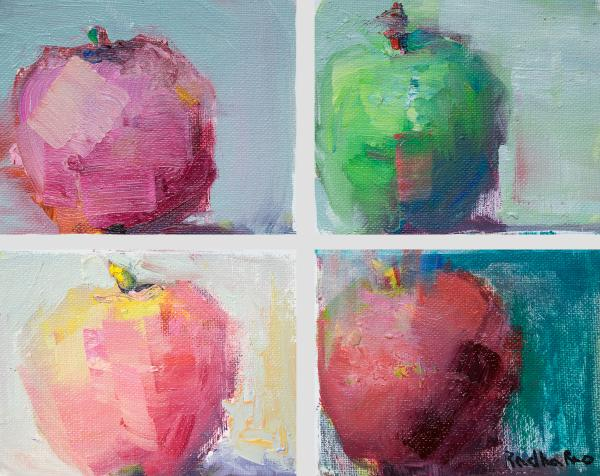 Four Apples Together II