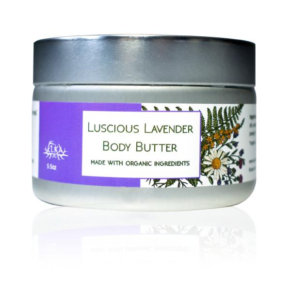 Luscious Lavender Body Butter