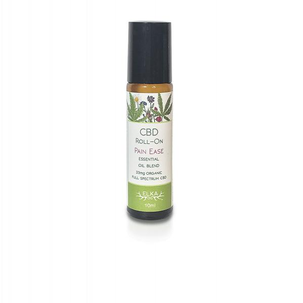 CBD Roll-On with Pain Ease Essential Oil Blend