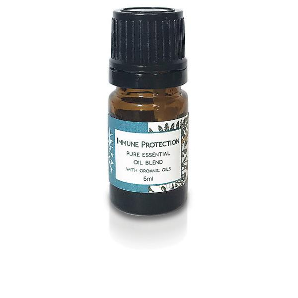 Immune Protection Pure Organic Essential Oil Blend