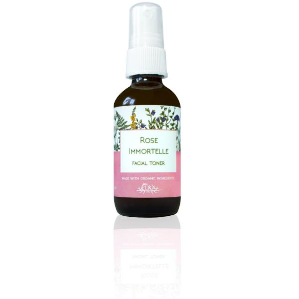 Rose Immortelle Facial Toner