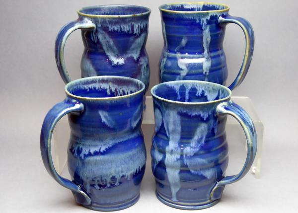 Royal Blue Mug