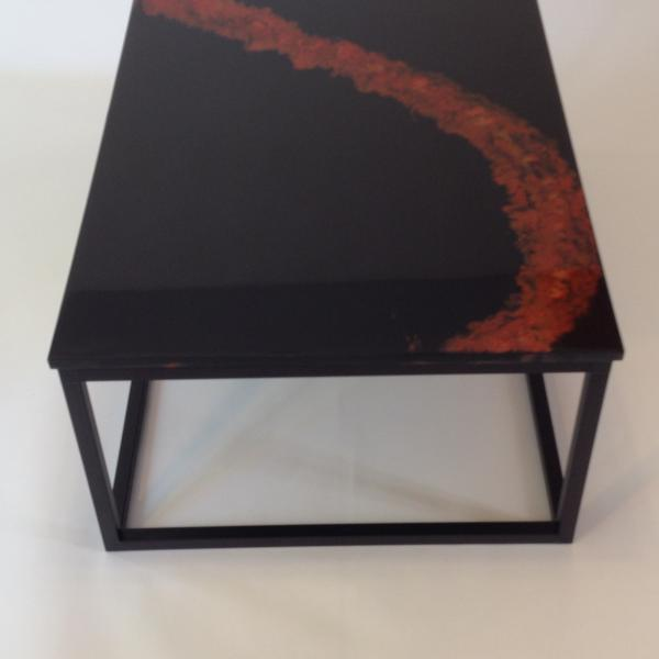Solar Flare Coffee Table