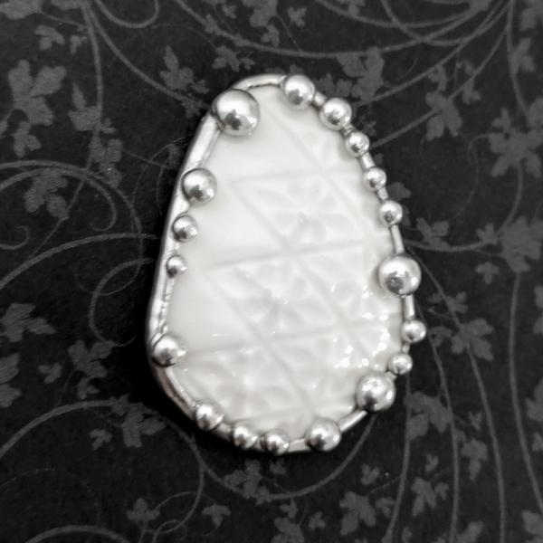 Donegal Parian Vase Shard Pin/Pendant picture