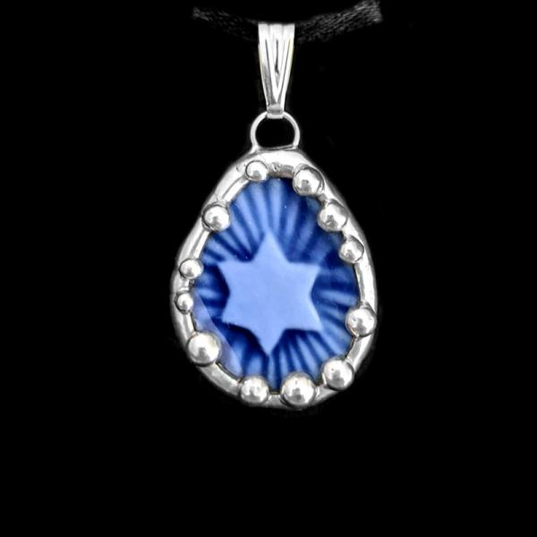 Royal Copenhagen Plate Shard Pendant picture