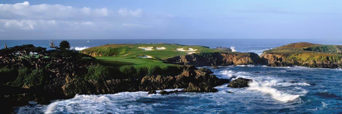 Cypress Point Golf Club #16_ Fortissimo, California picture