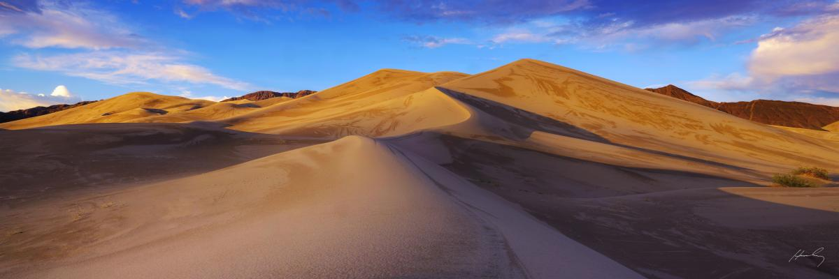 Ibex Dunes_Death Valley National Park, California