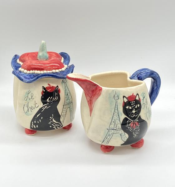 Le Chat Sugar Creamer Set picture