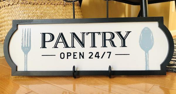 Pantry Sign picture