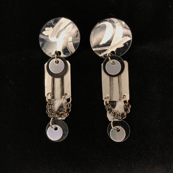 Blacka Blanca Earrings