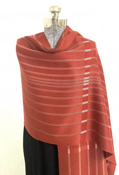 Handwoven shawl picture