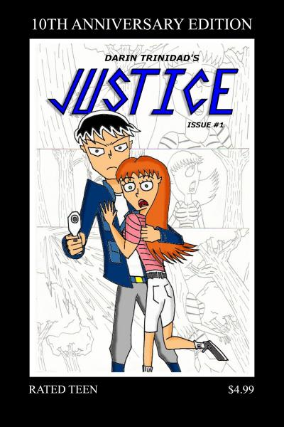 Justice #1: 10th Anniversary Edition