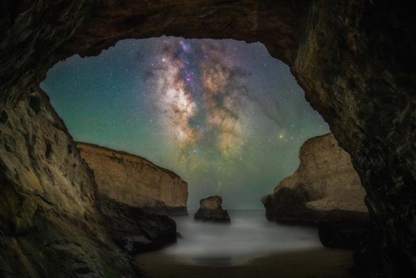 Glimpse Through the Galaxy picture