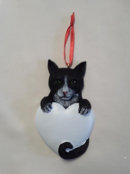 Cat Ornaments (click to see variants)