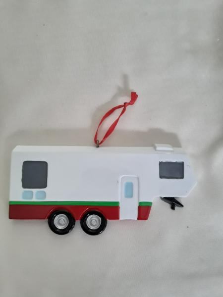 RV/Camper Ornaments  (click to see variants)