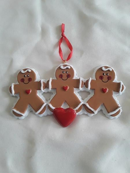 Gingerbread Family (click to see variants)