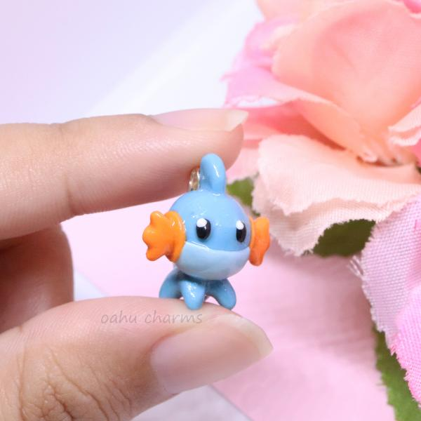 Mudkip Charm picture
