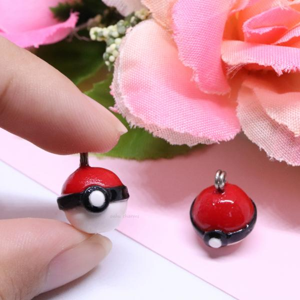 Pokeball Charm picture